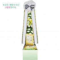 [근조]쌀화환20kg-1호